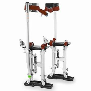 Pro 24 40 Drywall Stilts silver Professionals And Suitable Gyptool
