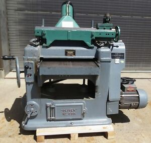 Woodworking Planer Rockland County Business Equipment