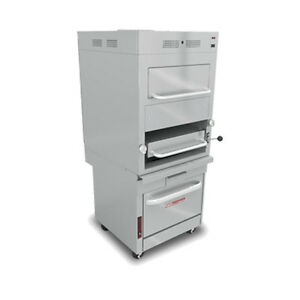Southbend P32a 171 Single Deck Broiler Heavy Duty Range