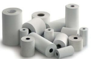 2 1 4 X 50 Thermal Paper 450 Rolls First Data Fd400 Credit Card Terminal