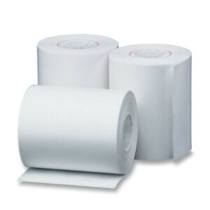 2 1 4 X 85 Thermal Paper Rolls 50 Rolls 10 Of 5 Sealed Pack 48 50gsm