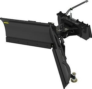 Skid Steer V plow Snow Plow Attachment 84 Ffc