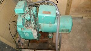 Onan Commercial Generator 10kw Propane With Breaker Pannels Only 455 Hrs