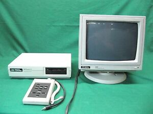 Rare Smith Corona Pwp System 14 Word Processor Disk Drive Monitor Controller