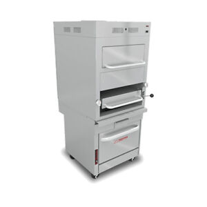Southbend P32c 171 Single Deck Broiler Heavy Duty Range