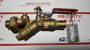 New Imi Automatic Balancing Ball Valve W union Model Ac 075