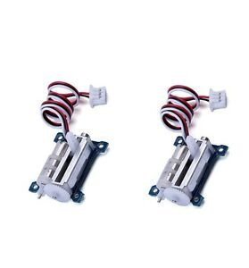 2pcs 1 5g Goteck Servo Micro Digital Analog Servo Loading Linear Actuator Servo