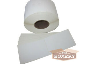 10 Rolls 4x6 250 rl Direct Thermal Labels W Perforations From Theboxery