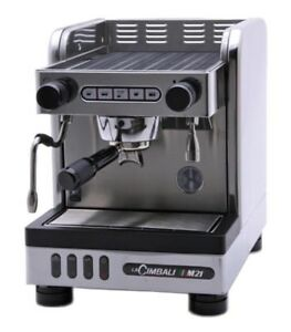 La Cimbali Junior Casa Dt1 espresso Machine new Authorized Seller