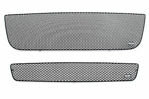 2001 2003 Ford Ranger Edge Grillcraft Black 2 Pc Grille Set Mx Series Grills