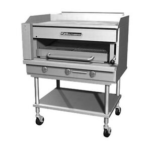 Southbend Ssb 45 Steakhouse Broiler griddle