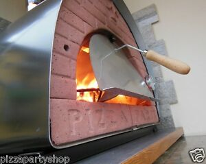 Wood Fired Oven Pizza Party52x50 Houtoven horno De Le a holzbackofen four Pizza