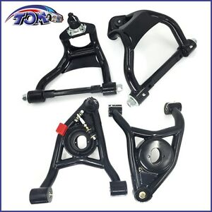 Brand New Tubular Control Arms For 68 72 Chevelle Monte Carlo Gto Heavy Duty