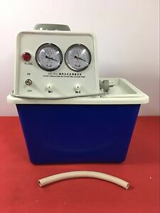 180w Lab Circulating Water Vacuum Pump two Off gas Tap 110v T