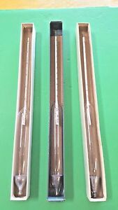 3 Hydrometers Laboratory Quality Usa New other Vintage Estate Purchase
