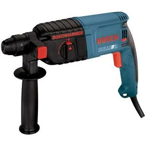 Bosch 6 Amp 3 4 In Corded Sds plus Rotary Hammer Drill Driver