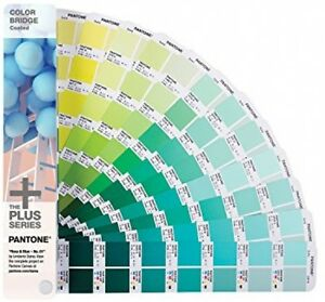 Pantone Color Bridge Coated New 2016 Colors Printing Graphics Arts Web Design