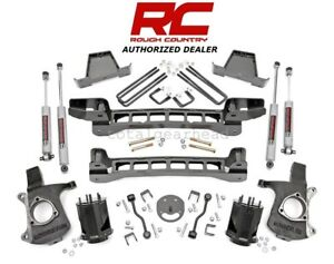 1999 2006 Chevrolet Gmc 1500 2wd 6 Rough Country Suspension Lift Kit N3 23420