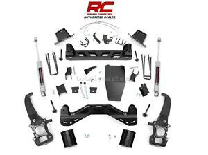 2004 2008 Ford F 150 4wd 6 Rough Country Suspension Lift Kit W N3 54620