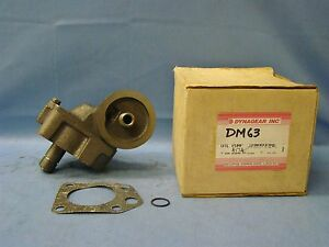 1958 71 Chrysler Dodge Plymouth 350 361 383 413 426 440 Oil Pump W Gasket Usa