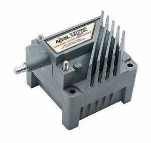 Accel Ignition Electronic Coil Hei External 42000 Volts Chevy Pontiac Buick Ford