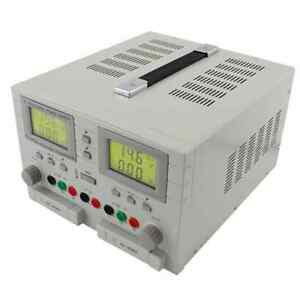 0 30v 0 3a Triple Output Dc Bench Power Supply csi3003x3 Circuit Specialists