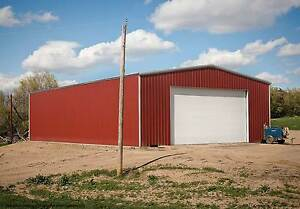 Thunderbolt Steel Buildings 30 X 80 X 15 Metal Building Prefab Garage Kit