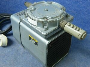 Gast Vacuum Pump Model Doa p101 bn 220 240 Volts