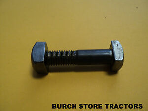 New Front Rim Square Mounting Bolt W Nut For Farmall A B C Super A 100 130 200