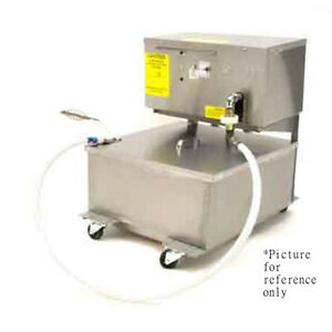 Frymaster Mf90 80 Portable Oil Fryer Filter With 80 Lb Oil Capacity