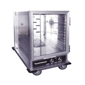 Toastmaster 9451 hp12cdn Half height Mobile Heater Proofer Cabinet