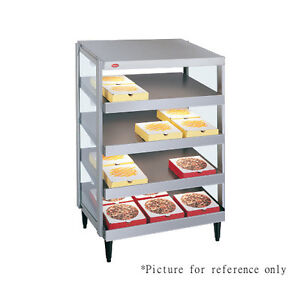 Hatco Grpws 3624q Countertop Pass thru Pizza Warmer W Quadruple Slanted Shelves