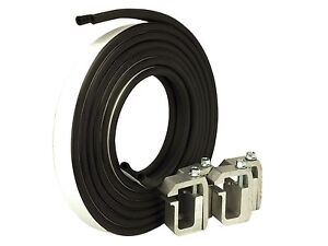 Super Cap Seal And 4 G 1 Clamps For Mounting A Truck Cap Shell Up To 200 Lbs