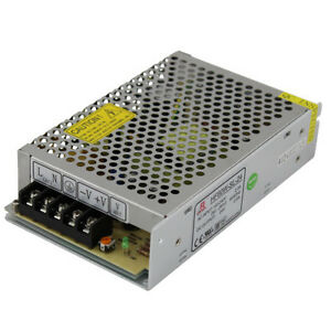 24 Volt Power Supply 2 5 Amp Single Output ps1 60w sl24