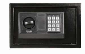 0 37 Cubic Ft Electronic Digital Safe Home Gun Lock Box Security Keypad Office