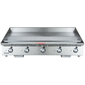 Star 860ma 60 Countertop Gas Griddle W Manual Controls