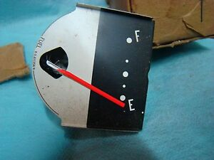 Nos 1966 Nash Ambassador Classic Rambler Gas Fuel Gauge Dash Unit 3204889