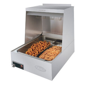 Hatco Grfhs 26 Electric Countertop French Fry Warmer With Scoop Holder
