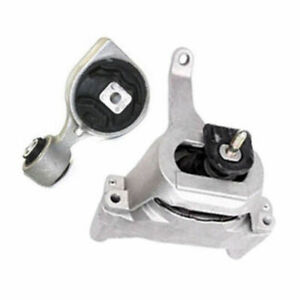 For 2007 2013 Nissan Altima 2 5l 4350 4353 M987 Engine Motor Mount Set 2pcs New