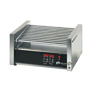 Star 30sce 30 Hot Dog Capacity Hot Dog Grill
