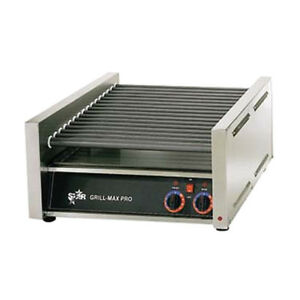 Star 45sce 45 Hot Dog Capacity Hot Dog Grill