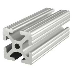 Extrusion t slotted 15s 72 In L 1 5 In W 80 20 1515 72