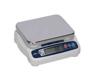 Digital Compact Bench Scale 2000g 4 4 Lb Capacity A d Weighing Sj 2000hs