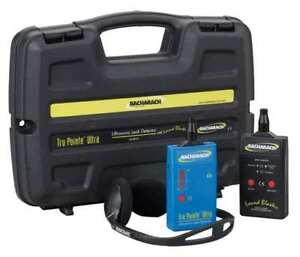 Bacharach 28 8010 Ultrasonic Leak Detector sound Blaster