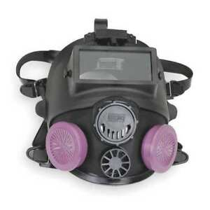 North tm 7600 Welding Respirator m l Honeywell North 760008aw