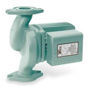 Taco 0012 f4 1 Hot Water Circulator Pump 1 8 Hp