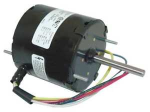 Hvac Motor 1 25 Hp 1550 Rpm 115 230v 3 3