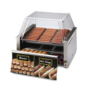 Star 45stbde 45 Hot Dog Capacity Hot Dog Grill