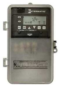 Electronic Timer 7 Days spst Intermatic Et1705cpd82