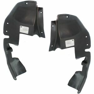 New Set Of 2 Right Left Side Engine Under Cover Splash Shields For Saturn Vue